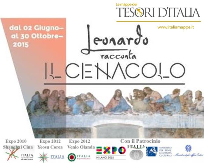 Leonardo-racconta-il-Cenacolo